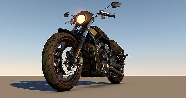 Moto Harly Davidson